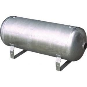 Persluchtketel 1000 liter, 16 bar, Staal verzinkt