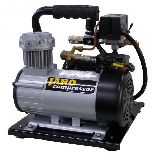 12v compressor 95 l min 8 bar 2 liter ketel olievrij mattech. Black Bedroom Furniture Sets. Home Design Ideas