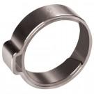 1-oorklem 8,5-10.5 mm,  Staal verzinkt (W1)