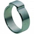 1-oorklem 9-11 mm,  Staal verzinkt (W1)