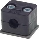 Buisklem, lichte serie, 38 mm, Grootte 5