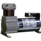 12V Compressor 34 l/min, 8 bar, zonder ketel, olievrij
