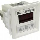 Monitor voor flowmeters PF2A tot 50 l/min met 2x PNP output