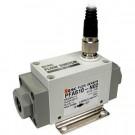 """Flowsensor 1 tot 10 l/min, 1 tot 5 V, G1/8"""" binnendraad"""