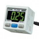 Monitor voor flowmeter PFM PFM met voltage input (2x PNP en 1 tot 5 V output)