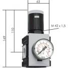 "Drukregelaar G1/2"", 0,1 - 2 bar"