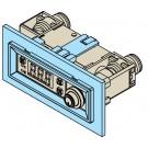 Paneelmontage voor flowmeter PFM zonder flowregelaar